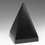 Black Marble Pyramid Award