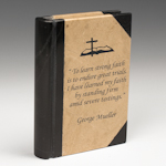 Personalized Marble Book Award